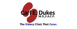 Carl M. Dukes Sponsor of Texas Kidney Foundation