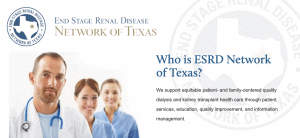 Emergency Preparedness: The ESRD Network of Texas